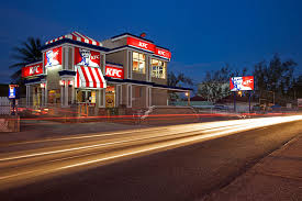 fast food restaurants unusual buildings in pictures   unusual chain restaurants fast food restaurant kfc