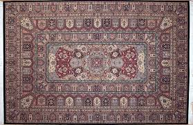 persian gonbad or dome rug