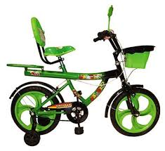 khaitan chopper bicycle green 16 inch online in india buy at best