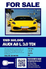 Car Sale Template Auto Sales Receipt Private Com For Invoice