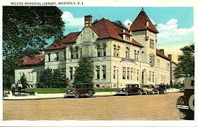 Image result for westerly ri library