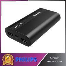 Pin sạc dự phòng Philips DLP2101UBK 10000mAh