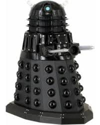 Daleks made crap presenters