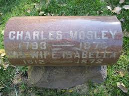 Isabella Mosley (1812-1872) - Find A Grave Memorial