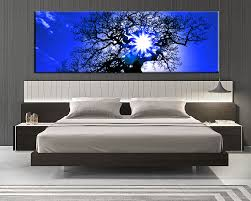 large canvas wall art bedroom
