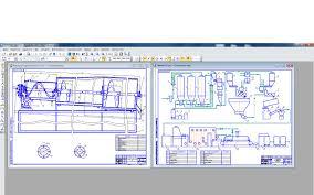 Дипломный проект на тему Модернизация оборудования в линии  чертеж Дипломный проект на тему