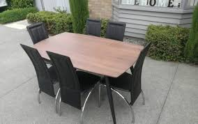 room sets round dining bench set and limed aust dark chairs table john lewis corners gumtree