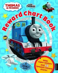 Thomas And Friends Reward Chart Thomas Friends Reward Chart Book 9781405265980