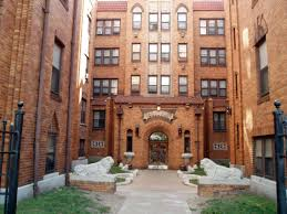 Download Brick Apartment Building Entrance Com