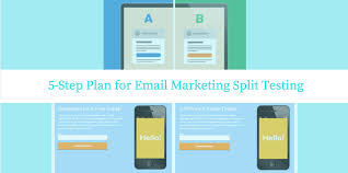 step plan for successful email marketing split testing 5 step plan for successful email marketing split testing