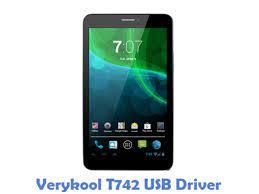 Download Verykool T742 USB Driver