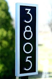 house number plaques modern house number plaque house number plaque house number sign in black and house number plaques