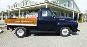 1954 Ford F100 Stake Bed Truck