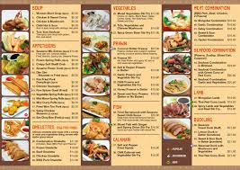 chinese food menu items. Exellent Items For Chinese Food Menu Items R