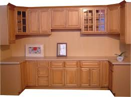 beech wood kitchen cabinets: shaker beechwood kitchen cabinet view design