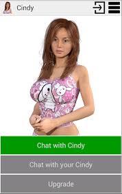 Create a sexy virtual girl