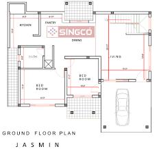 JASMIN PLAN singco engineering dafodil model house   Advertising    SINGCO ENGINEERING   JASMIN PLAN