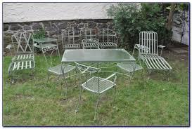 antique wrought iron patio furniture cushions antique rod iron patio