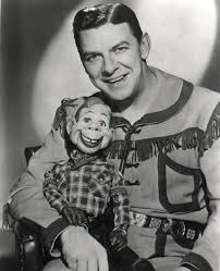 Image result for howdy doody and buffalo bob