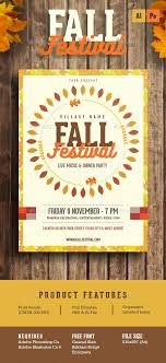 Fall Festival Flyer Free Template Free Printable Fall Festival Flyer Templates Kb Digital Printing