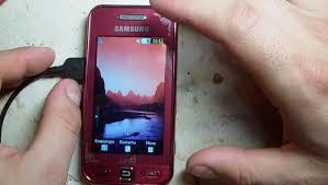 Samsung S 5230 восстановление оторванной дорожки - Vidéo ...