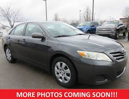 2011 Used Toyota Camry SE 6-Spd AT at Auto Express Lafayette, IN ...
