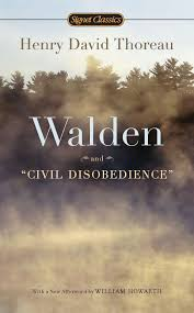 walden and civil disobedience by henry david thoreau penguin  hi res cover walden and civil disobedience