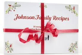 Where To Buy Recipe Cards In Stores Holiday Johnson Family Recipe Cards Set 20