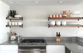 Open Shelves In Kitchen Open Your Life To Open Shelving Hampton Harlow
