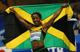 Image result for shelly ann fraser pryce baby