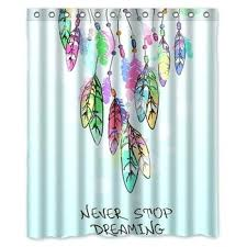 Where To Buy Dream Catcher Gorgeous Dream Catcher Shower Curtain Hot Sale Dream Catcher Native Pattern