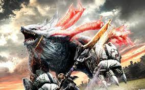 God Eater 2 - Anime Video Game HD ...