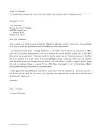 cover letter job seekers sample cover letter telephone s livecareer gallery of sample job application cover letter