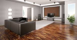acacia hardwood flooring ideas. Living Room Design With Hand Sculpted Hardwood Flooring And Black Leather Couch Also Rectangular Rug Acacia Ideas