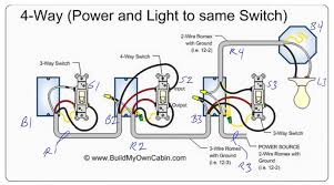 4 way switch wiring diagram multiple lights wiring Magnetic Motor Starter Wiring Diagram diagram captivating way wire gallery schematic symbol thezoom us and four switch wiring to how multiple