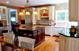 Two Tone Kitchen Cabinet Two Tone Kitchen Cabinet Ideas Everything About Home Furniture
