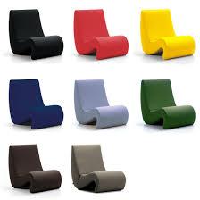 Amoebe Highback designer lounge chairs from Vitra