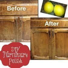 my growing diy guy and homemade furniture polish recipe
