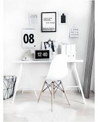 minimalist office. 17 minimalist scandi rooms that will inspire you to simplify your life office