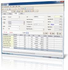 Bill Of Material - Erp Software