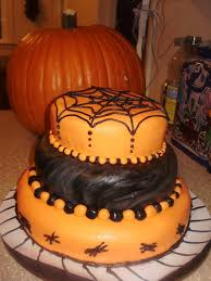 Small Picture Halloween Creative Cake Decorating Ideas family holidaynet