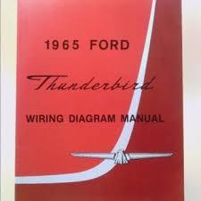 1965 ford thunderbird wiring diagram manual reprint ford current 1965 ford thunderbird wiring diagram manual reprint ford current s barnebys com