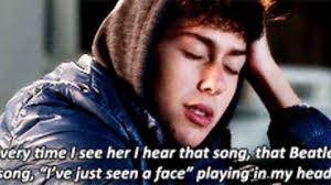 Stuck In Love Quotes Extraordinary Ugh This Is So Bad Nat Wolff GIF Find Share On GIPHY