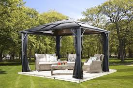garden shade. 6 Shade Structures To Help You Beat The Heat Garden And