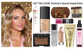 candice swanepoel victoria s secret angel glow