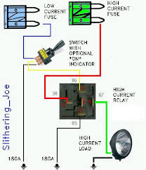wiring relay diagram any wiring diagrams for auxillary lights w 30 amp relay and 3 way i189 photobucket com