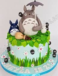 a blog about customized cakes in singapore in 2019 | <b>Anime</b> cake ...