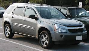 2006 Chevrolet Equinox Photos, Specs, News - Radka Car`s Blog