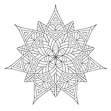 It makes for a great learning time too. Free Printable Geometric Coloring Pages For Kids