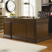 hooker furniture desk. Interesting Desk Hooker Furniture Cherry Creek Executive Desk  Item Number 25810563 Throughout 0